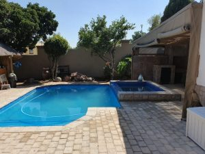pool remodelling