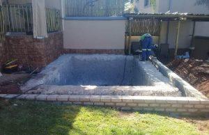 pool remodeling jhb