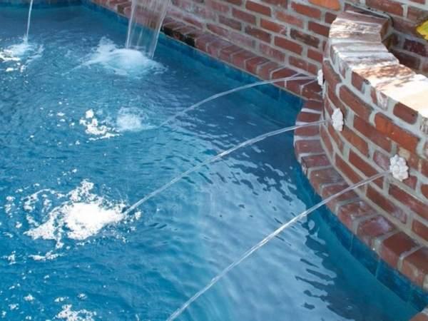 brick pool coping