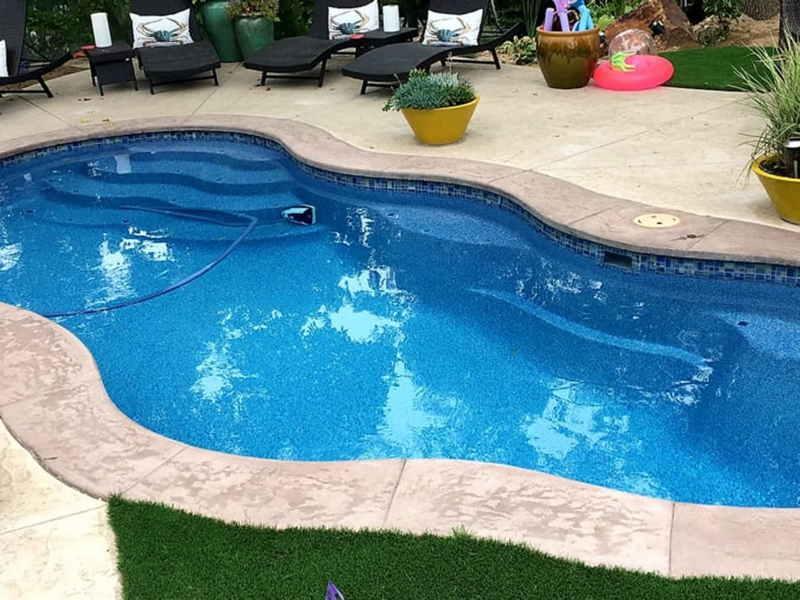 fiberglass pool sandton